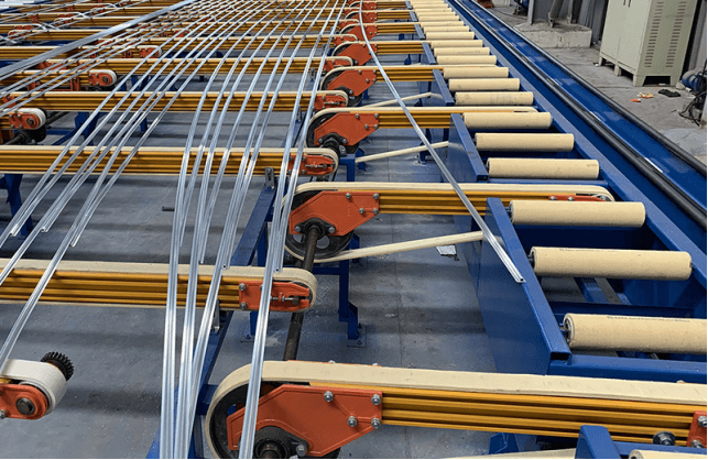 When To Use Conveyor Felt Roller
